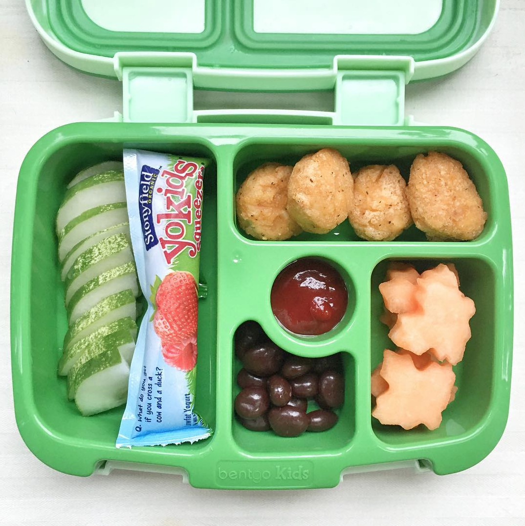 How to build a healthy kids lunchbox. #isshereally @ginaekirk