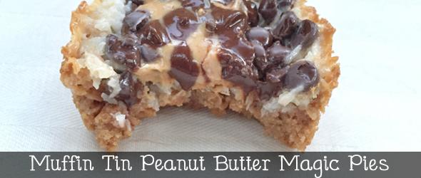 Peanut butter magic bites @ginaekirk