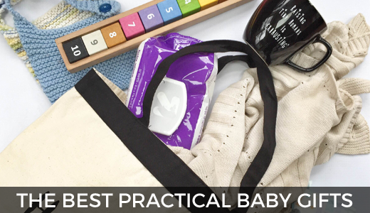 The best practical new baby gifts | new baby gift guide | gift ideas for new moms | GinaKirk.com @ginaekirk