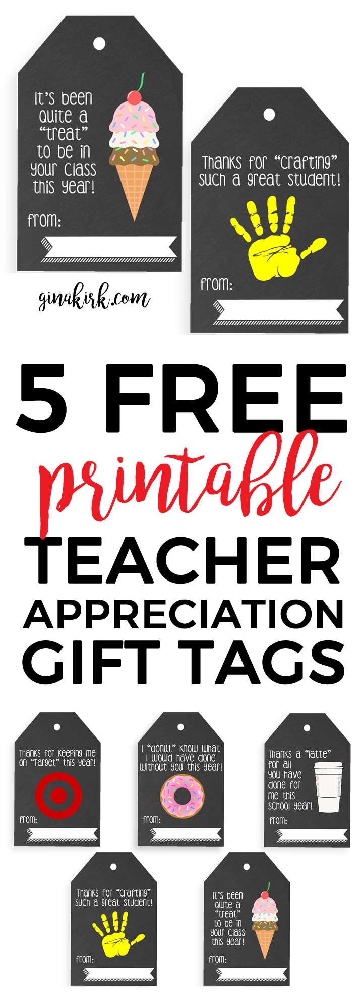 Peaceful image with regard to printable teacher gift tags