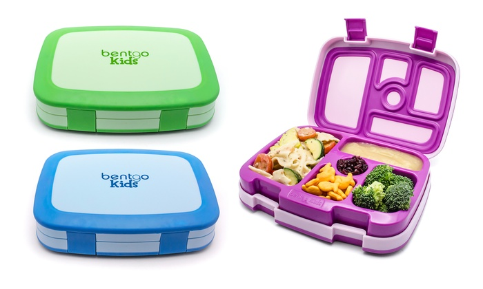 Bentgo Kids lunchboxes | Back to school bento boxes | GinaKirk.com @ginaekirk