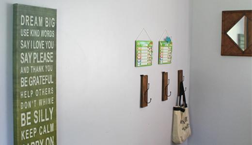 Back to school organization + free printable calendars | GinaKirk.com