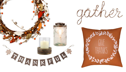 Cozy up with these fall favorite for the home! Home decor fall favorites | Gather and be thankful, home decor fall favorites under $50 (all from Target!) GinaKirk.com @ginaekirk